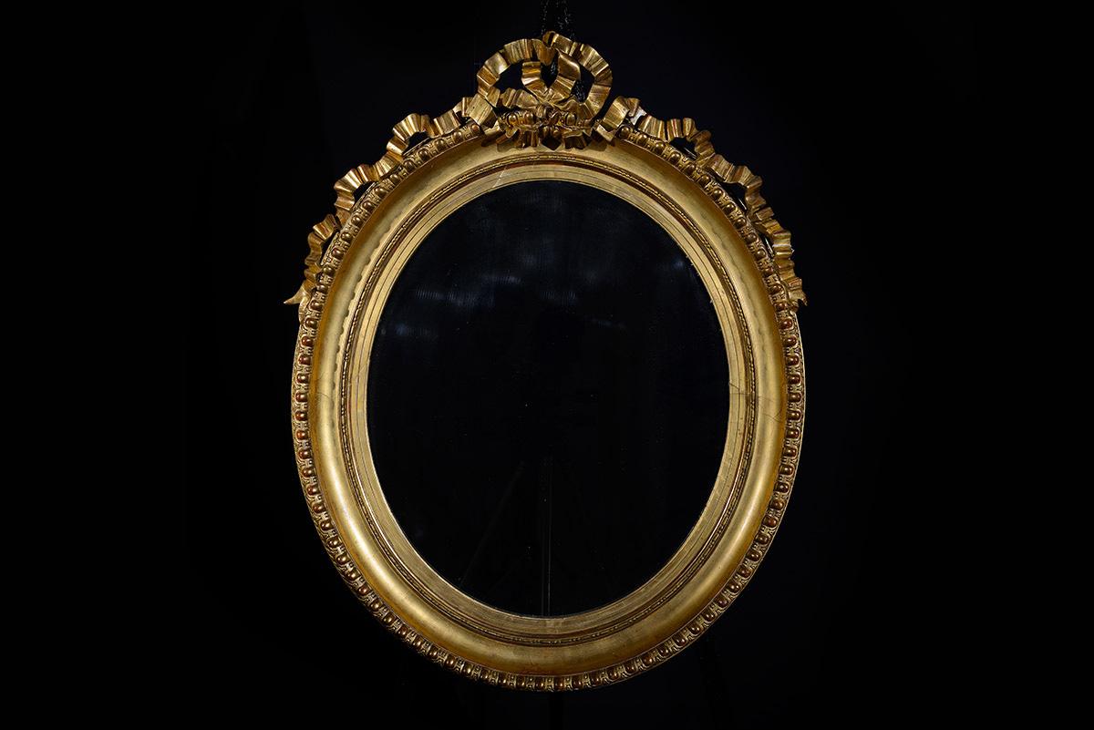 cornice ovale 1850 Bernardi