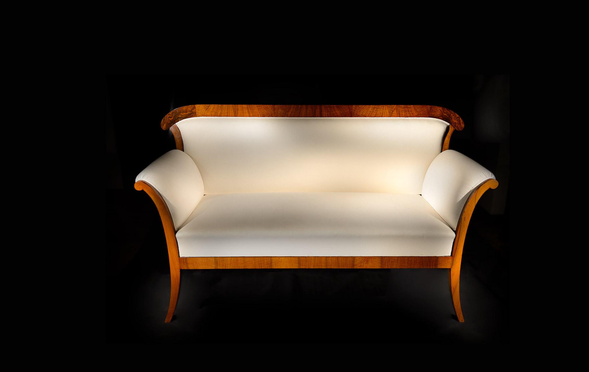 divano biedermeier Bernardi