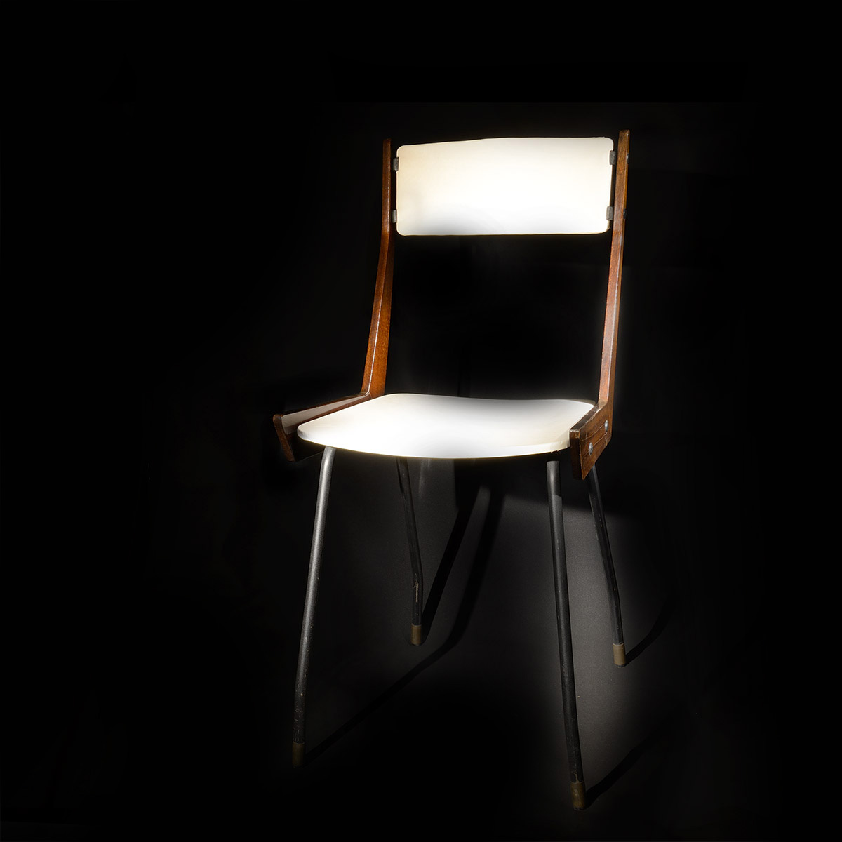 sedia anni60 Ico Parisi RB Bernardi